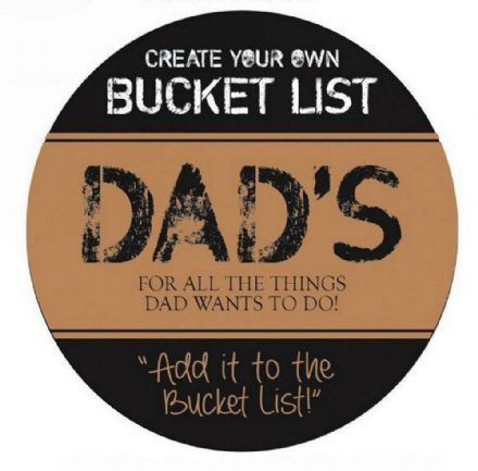 Dad's Bucket List